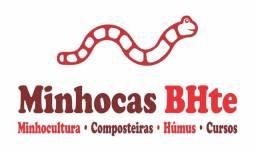 Curso de criação de minhocas e produção de húmus - Presencial e à distância