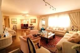 Excelente Apartamento 444m² útil, Andar Alto, 4 suítes, 4 vagas, Batel - José Veloso Imóve