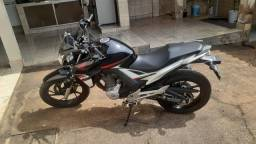 Honda/cb 250 twister