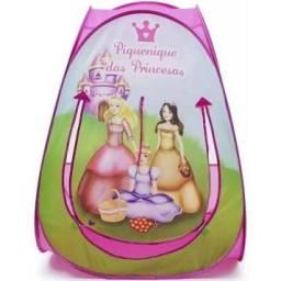 Barraca Portátil Princesas Tam: 91 cm alt x 72 cm larg