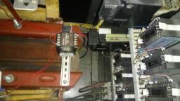 Máquina de tratamento térmico 12 canais