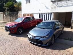 Corolla 2020-20 novo no plastico , carro ja vem com emplacamento