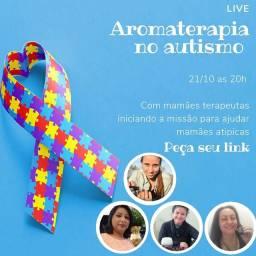 Live sobre óleos essenciais como suporte no autismo!!!