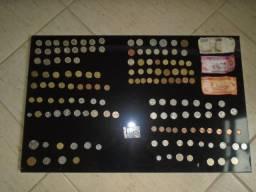 Moedas Coleção 36 Países de R$3 a R$30 Cada