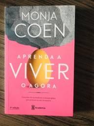Livro Aprenda a Viver o Agora Monja Coen