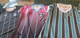 Três camisas femininas GREMIO originais