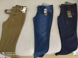 Promoção imperdível 3 calças por 99,99