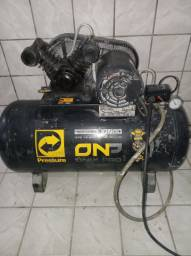 Compressor Pressure 100L