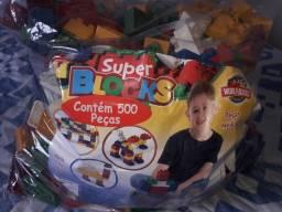 Super Blocks 500 Peças