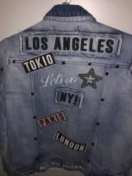 Jaqueta jeans authoria