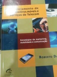 Livro Semi Novo Gerenciamento de Dispositivos Móveis e Serviços de Telecom