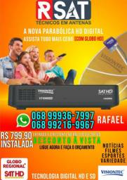 Parabolicas hd assistência////