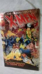 Os fabulosos X-MEN número n°1