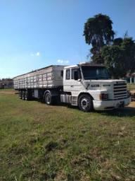 Scania 360  93 / Carreta 84