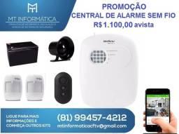 Central de Alarme Intelbras Controle Via Smartphone Conexão Via Nuvem (Cloud)
