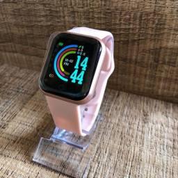 Smartwatch Y68 Bluetooth Notificações
