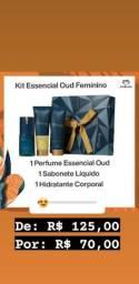 Kit Essencial Oud