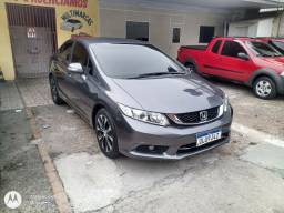"Honda Civic LXR - Automático 2014 ""JA FINANCIADO""."