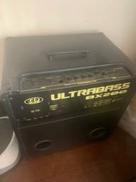 Cubo amplificador ultrabass