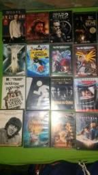 DVDs originais variados 12,00 cada.