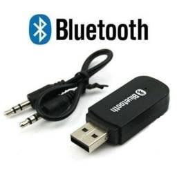 Adaptador bluetooth para usar no som do seu carro entre outros aparelhos valor 30,00