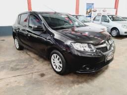 Renault sandero 12v flex express ano 2019 completo midia r$11.900,00