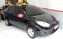 Fiesta sedan 1.6 2014 **BOULEVARD **
