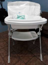 Banheira de bebê burigotto nova