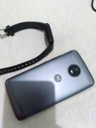 Moto G5 e Smart Relógio R$150