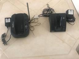 Bases intelbras p/ telefone sem fio