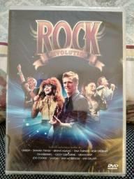 Dvd rock revolution original lacrado