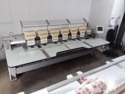 Maquina  de bordados computadorizado
