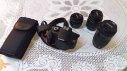 Vendo Camera Canon EOS Rebel T5 - Kit Completo