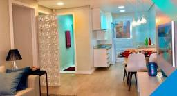 OLIV.* Sensacional 2 quartos em Alm Tamandare
