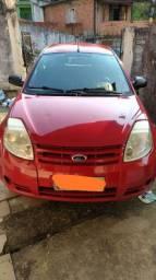 Ford Ka Vermelho - 2010