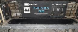 Amplificador Machine 8.0 trio