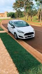 New Fiesta 1.5 Branco