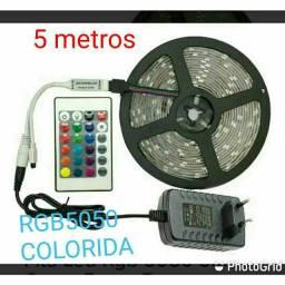 FITA LED RGB COLORIDA APENAS
