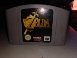 Cartucho Zelda 64 Nintendo