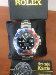 Relógio Masculino Rolex prova dagua