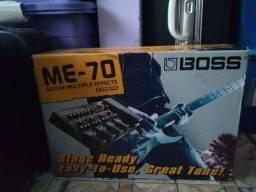 Pedaleira Boss ME-70