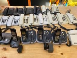Aparelhos de telefone sem fio panasonic