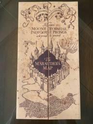 Mapa Do Maroto Original Do Parque - Harry Potter