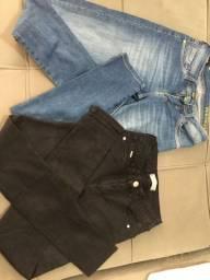 Lote de roupas feminino tamanho P/36