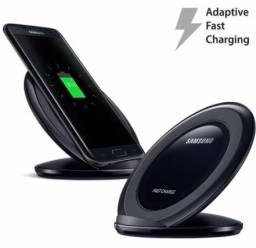 Samsung Original - Carregador Wireless Fast Charger Sem Fio Comp Iphone