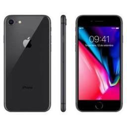 IPhone 8 64gb Cinza Tela 4.7 Ios 4g Câmera 12mp- Laol