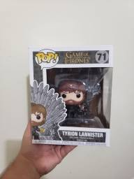 Funko Pop Tyrion Lannister on Iron Throne #71 - Game of Thrones