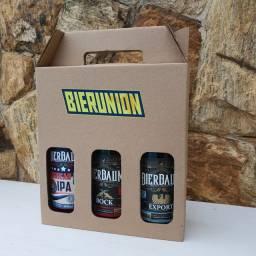 Cerveja artesanal - combo Bierbaum - kit degustação