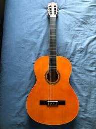 Vendo violão cordas nylon c/bag Michael