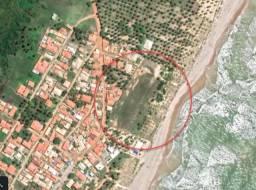 Terreno com 160 metros frente do mar Barra do Itariri Conde Bahia